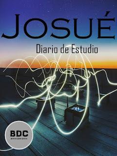 Diario de estudio para varones del libro de Josué
