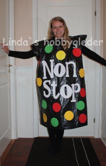 hvordan lage halloween kostyme selv