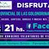 CALENDARIO DE EVENTOS TURÍSTICOS DEL 14 al 21 de enero de 2021