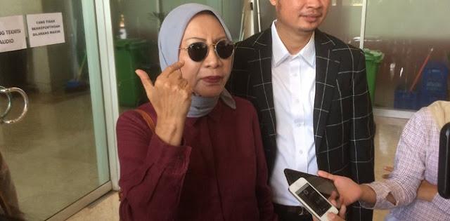Ditolak di Batam, Ratna Sarumpaet: Cara Kerja Intelijen Selalu Diulang-ulang