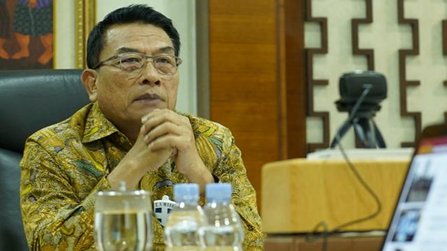 Jenderal Moeldoko Pilih Opsi Damai Melawan Cina di LCS