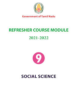 9th Social Science Refresher Course Answer Key