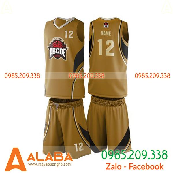 Áo bóng rổ màu đẹp