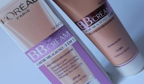 BB Cream de Boa Qualidade