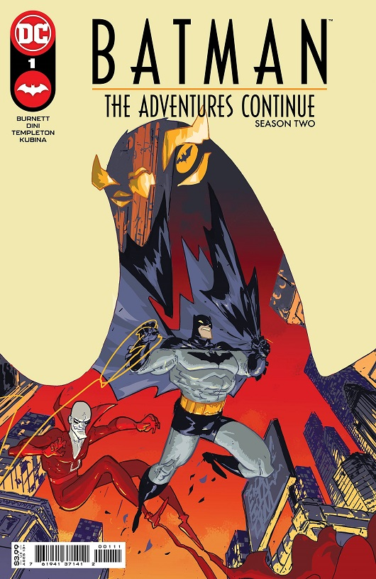 Cover of Batman Adventures Continue II
