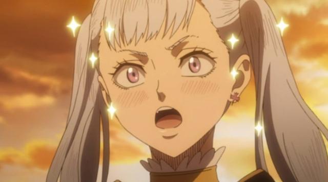 Kekuatan Baru Noelle Silva dari Anime Black Clover Bikin Melongo!