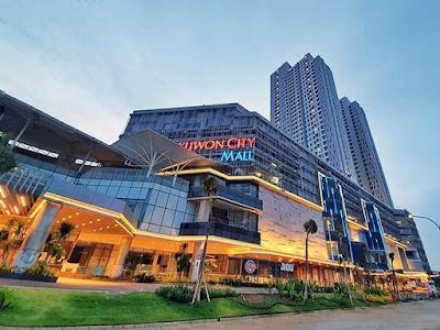 Mall terbesar di Surabaya Pakuwon Mall