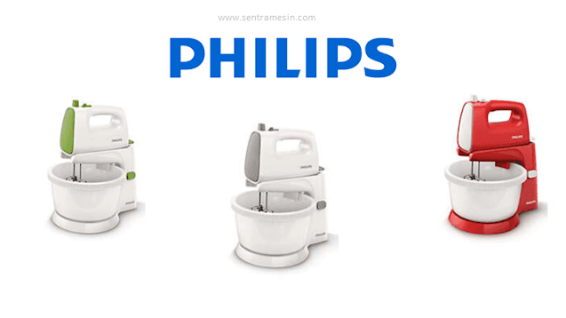Harga Mixer Philips