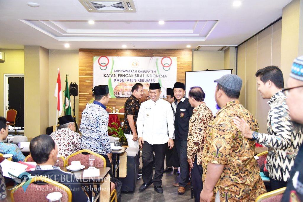 Secara Aklamasi, Arif Sugiyanto Terpilih sebagai Ketua Umum IPSI Kebumen