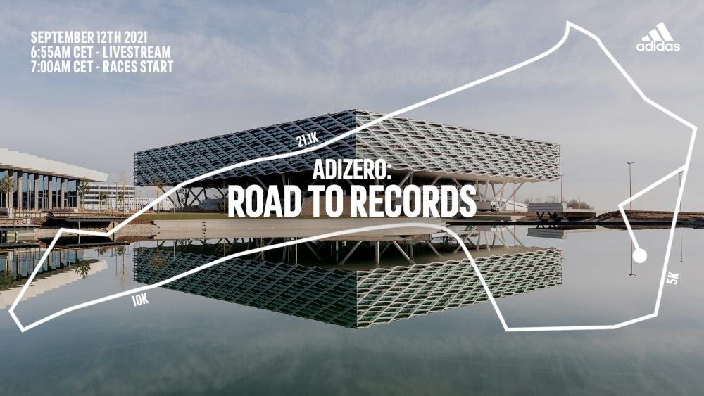 Adidas Presents Adizero: Road to Records. All Elite field.