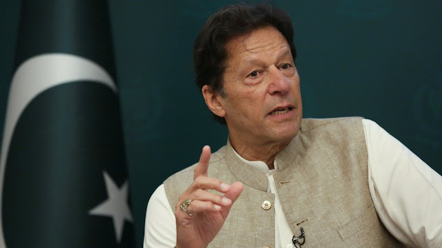 Try not to fault Pakistan for the result of Afghan conflict: PM Imran
