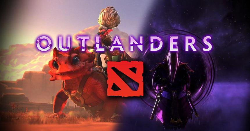 Perilisan Outlanders DoTA 2 Update