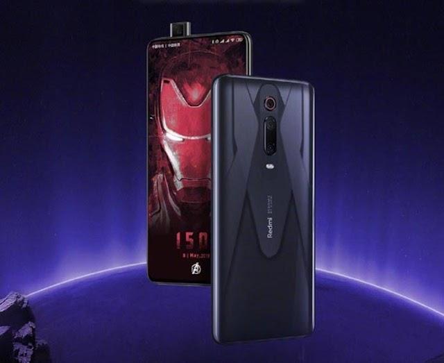 Meet Redmi K20 Pro, the Avengers-themed mobile phone