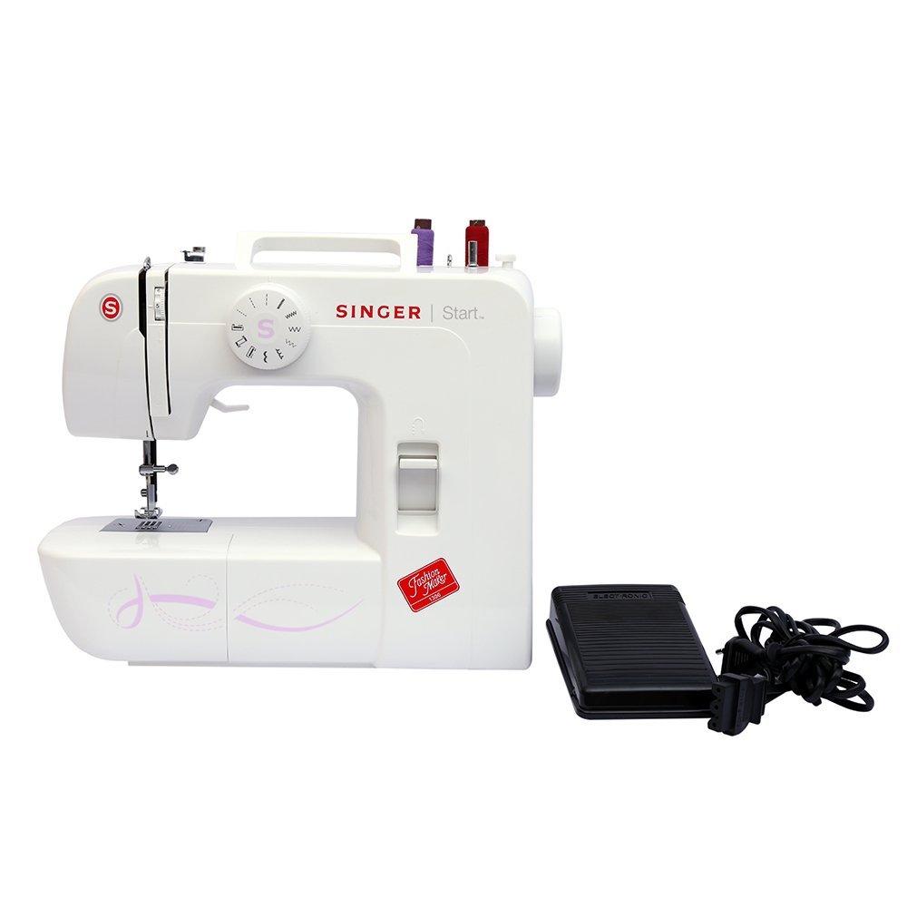 2) Singer Start 1306 Sewing Machine (White)