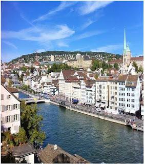 foto prewed di Swiss