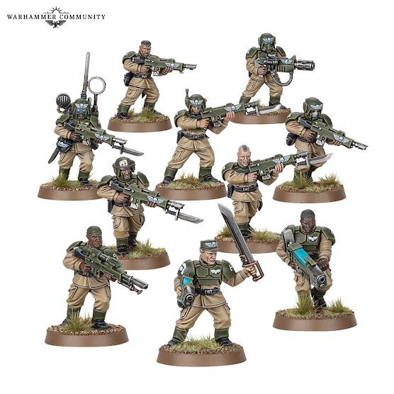 tropas choque Cadia