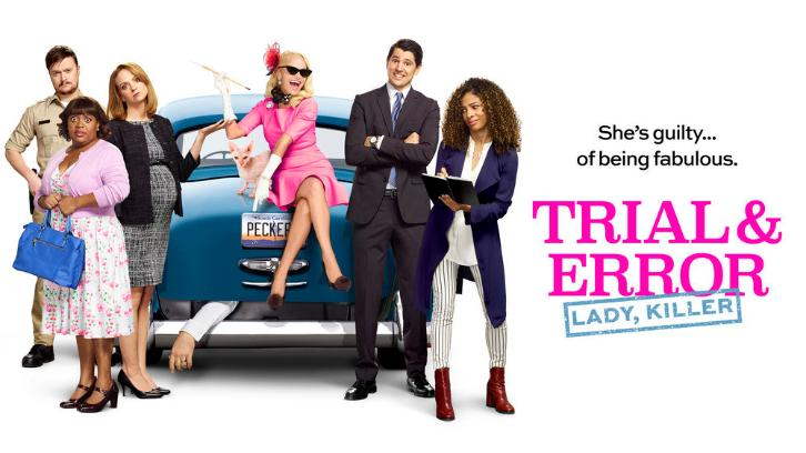 Trial & Error - Season 2 - First Look Photo, Key Art + Premiere Date