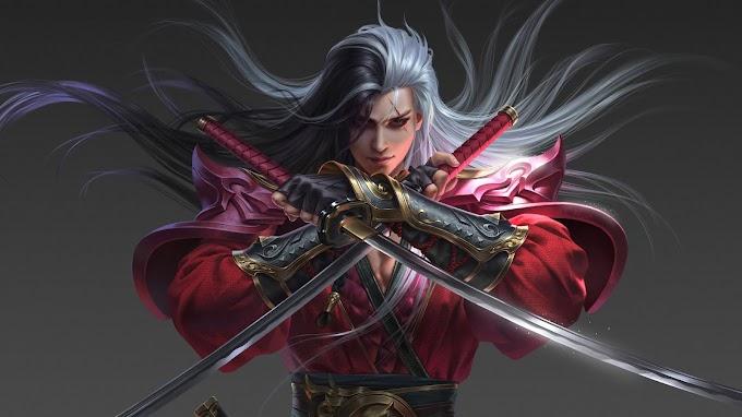 Papel de Parede Guerreiro Samurai
