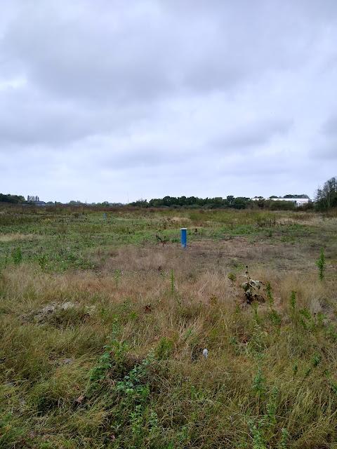 Landfill, Coldhams Lane, Cambridge, Psychogeography