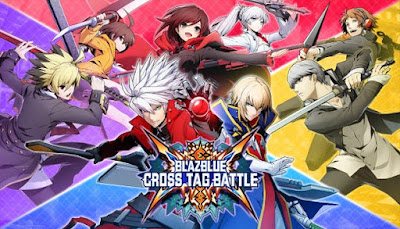 Download Game BlazBlue Cross Tag Battle PC