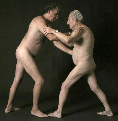Two Gay Guys Fighting 92
