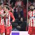 Atlético de Madrid aproveita vacilos da defesa e vence Sporting