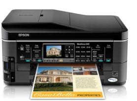 Epson WorkForce 645 Pilote d'imprimante gratuit