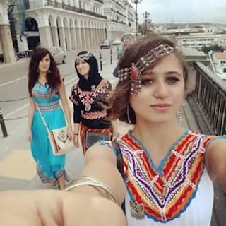 ارقام بنات ولايات الجزائر
