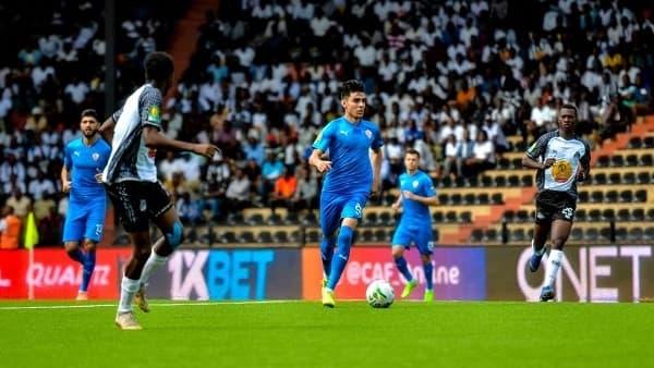 مشاهدة مباراة الزمالك وبريميرو دي اوجوستو بث مباشر اليوم