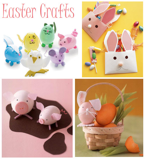 Mrs. Jackson's Class Website Blog: Easter Crafts For