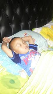 Sujud syukur kepadamu Ya allah dan doa untuk anak anakku rani dan deva
