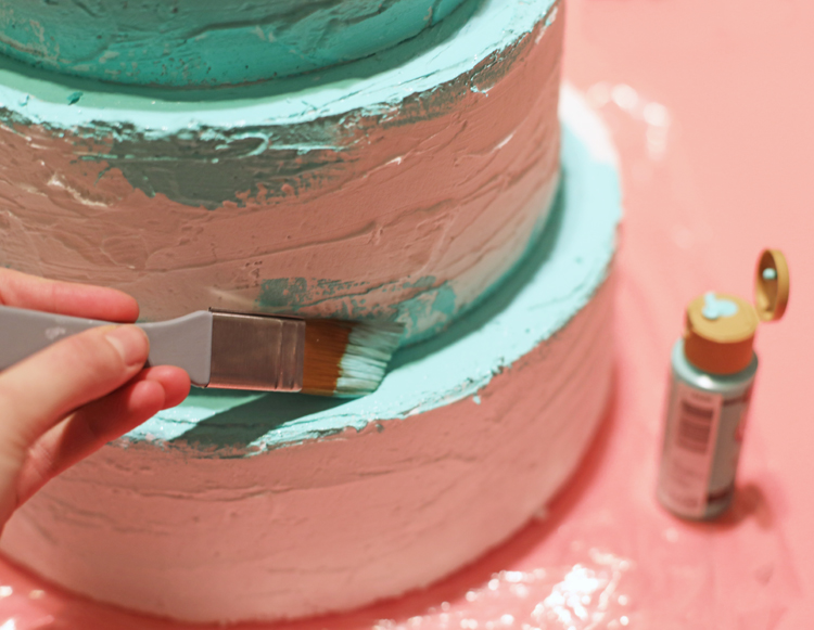 How to Paint Foam