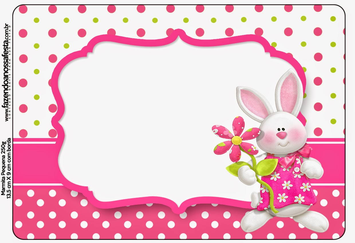 Easter in Pink Free Printable Candy Bar Labels. | Is it for ...