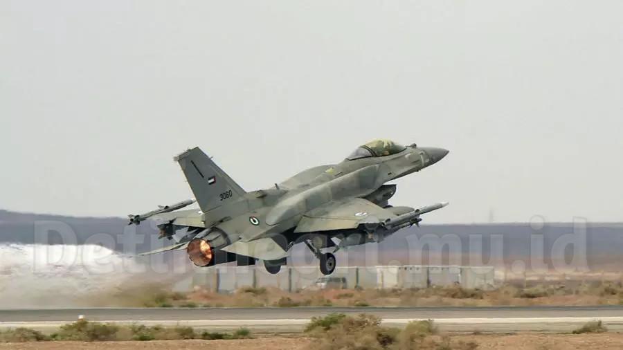 AS Kerahkan Jet Tempur F-18 ke Arab Saudi saat Konflik Israel-Palestina Meningkat