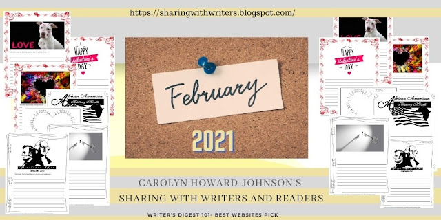 February 15th of the Month Writing Prompts Freebie