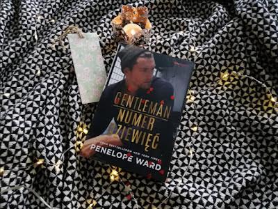 """Recenzja książki: """"Gentleman numer dziewięć""""- Penelope Ward"""