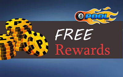 8 Ball Pool free Reward