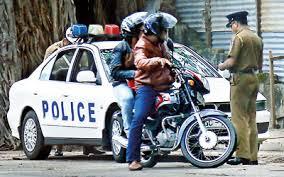 traffic offences lanka