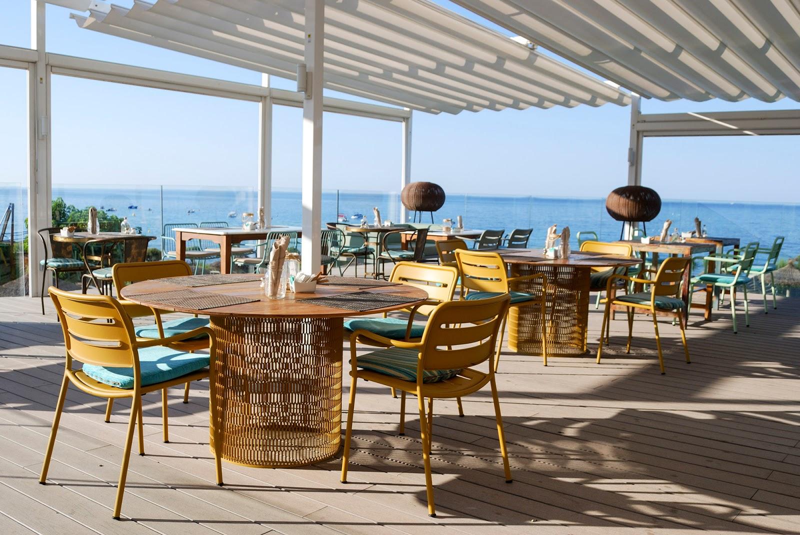 Sol Beach House Menorca Spain Melia Hotel sea view
