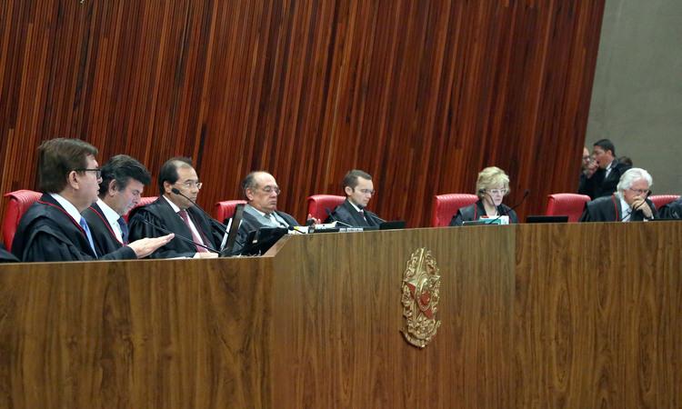 sessão administrativa do TSE