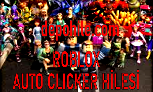 Roblox Mobil Auto Clicker Hilesi Yapımı Her Oyun 2021