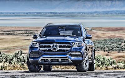 2019 Mercedes-Benz GLS 450 Review