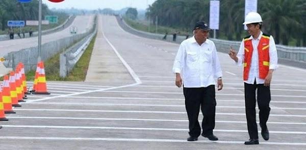 Jokowi Akan Bangun Terowongan Silaturahmi, Pengamat: Awas Gimik!