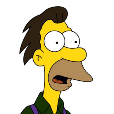 Los Simpson Personaje Lenny