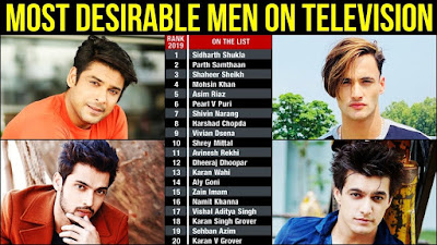 Top 20 Desirable Men on Television of 2020: