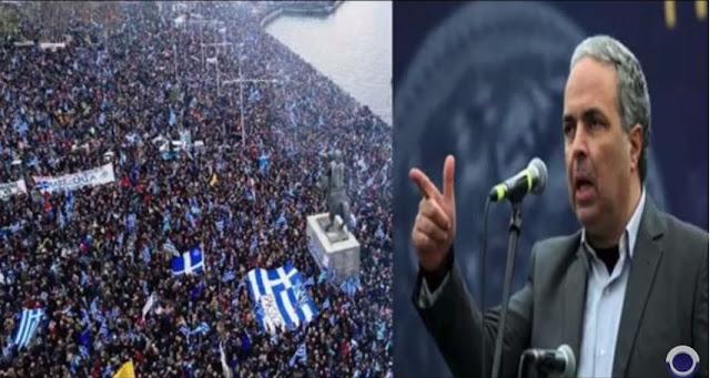 Νίκος Λυγερός: Η αντεπίθεση της Μακεδονίας / Δεν θα περάσει η ιδεολογική βαρβαρότητα / Οφέλη, ματαιοδοξία και ιδεολογία