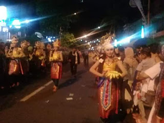 Banyuwangi local dance