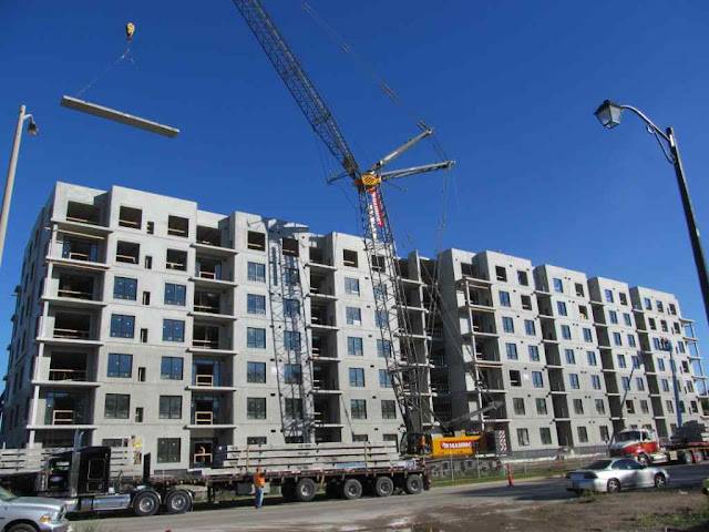 Beton pracetak untuk konstruksi skala besar