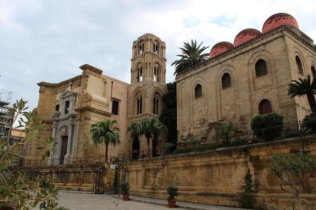 Santa Maria dell'Ammiraglio em Palermo