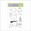 FBS Winter Wishes 4x6 Stamp Set